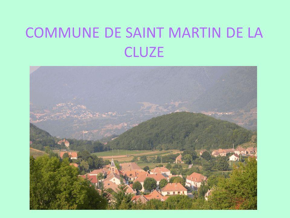 COMMUNE DE SAINT MARTIN DE LA CLUZE Pourquoi une coupure totale de léclairage public.