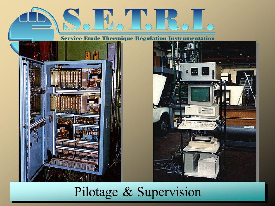Pilotage & Supervision