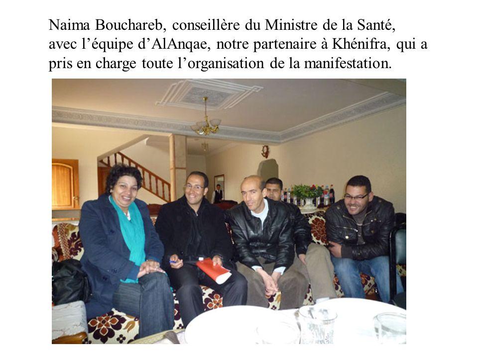 AlpAtlas, à travers son secrétaire général, Abderrahman Abbassi, soutient une équipe de jeunes footballeurs de Khénifra.
