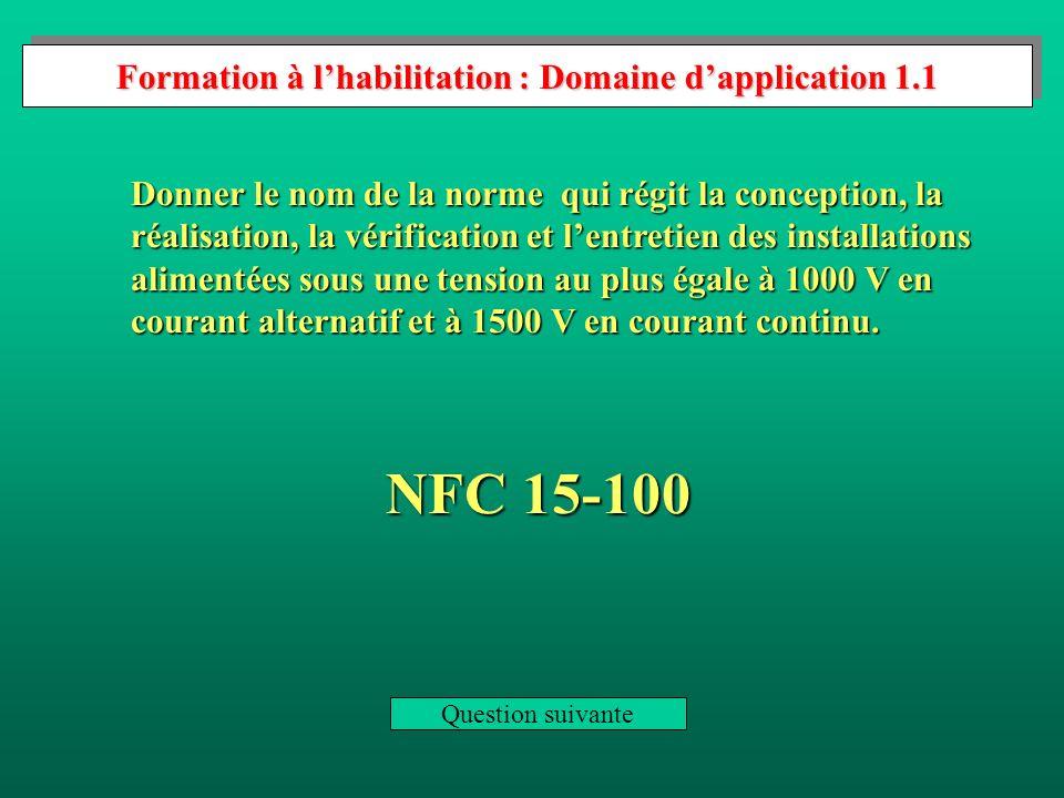 Formation à lhabilitation : exécutant électricien 4.1 Page 66 (4.5) Corrigé -Donner le rôle dun exécutant électricien.