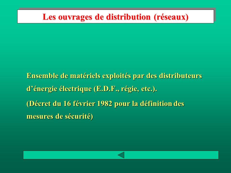 Les ouvrages de production Les centrales de production publique, soumises au contrôle du Ministre chargé de lénergie électrique.Les centrales de production publique, soumises au contrôle du Ministre chargé de lénergie électrique.