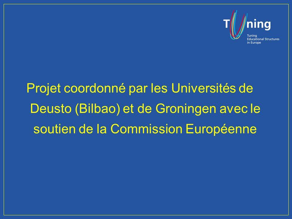 Fond : Bleu azur européen Diapason pourTuning – se mettre au diapason Université – Universel – Union Ouvert, coordonné, flexible U Divers, multi-colored, dynamique Le Logo du Tuning