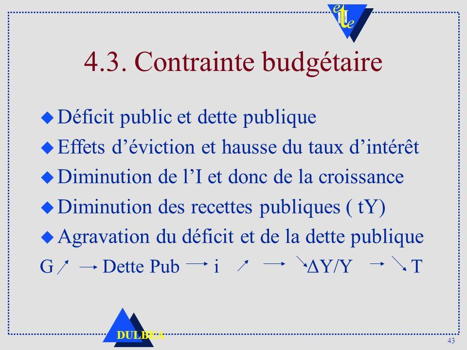 43 DULBEA 4.3.