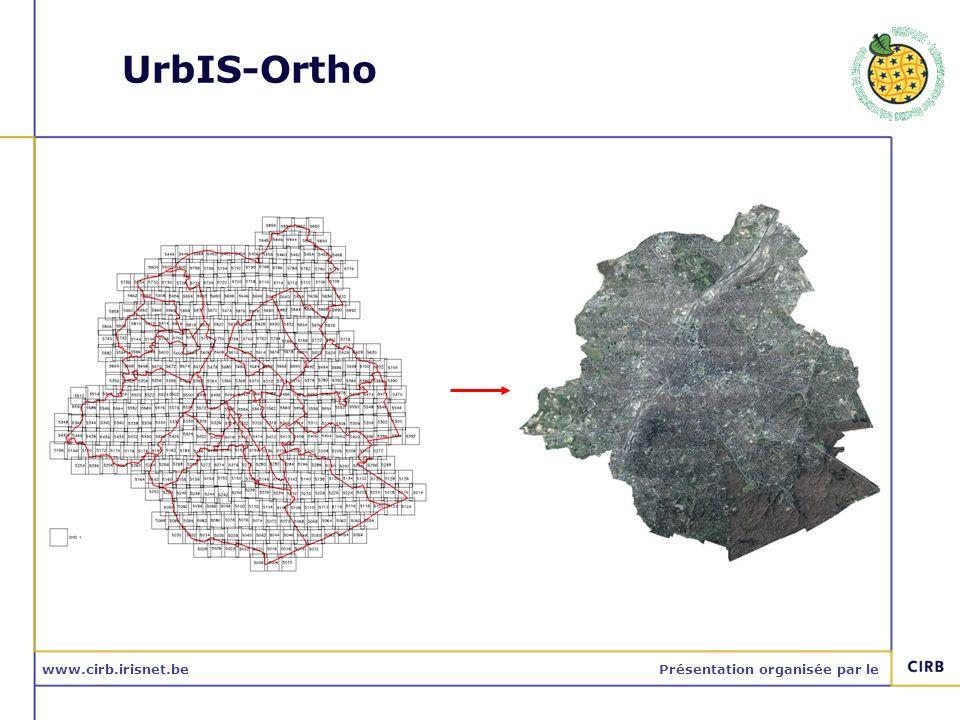 www.cirb.irisnet.bePrésentation organisée par le UrbIS-Adm
