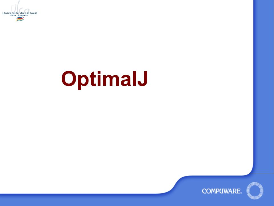 OptimalJ