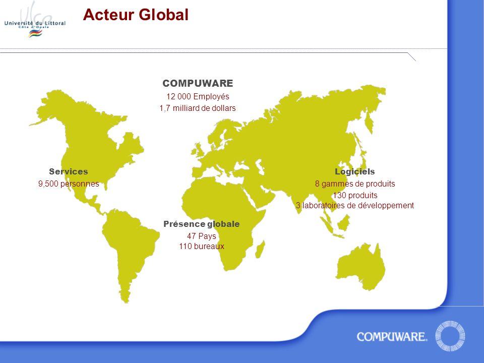 APPLICATIONS OPERATIONS Development & Integration Automated Software Quality Production Readiness Performance & Availability Management DESKTOPNETWORKSERVER TRANSACTION PROFILING PERFORMANCE TESTING WAN PROVISIONING ACCELERATING DEVELOPMENT & INTEGRATION FUNCTIONAL & REGRESSION TESTING DEBUGGING & TUNING PROJECT, DATA AND WORKFLOW MANAGEMENT Optimal QA Center DevPartner DevPartnerDB Enterprise Editions Application Expert QA Center Predictor VISUALIZATION & REPORTING BASELINE DATA END-USER MONITORING & DIAGNOSTICS SERVER, APPLICATION & DATABASE MONITORING PERFORMANCE TROUBLESHOOTING NETWORK APPLICATION MONITORING Application Vantage & S TROBE ClientVantage NetworkVantageServerVantage VantageView Cycle de vie de lapplication …