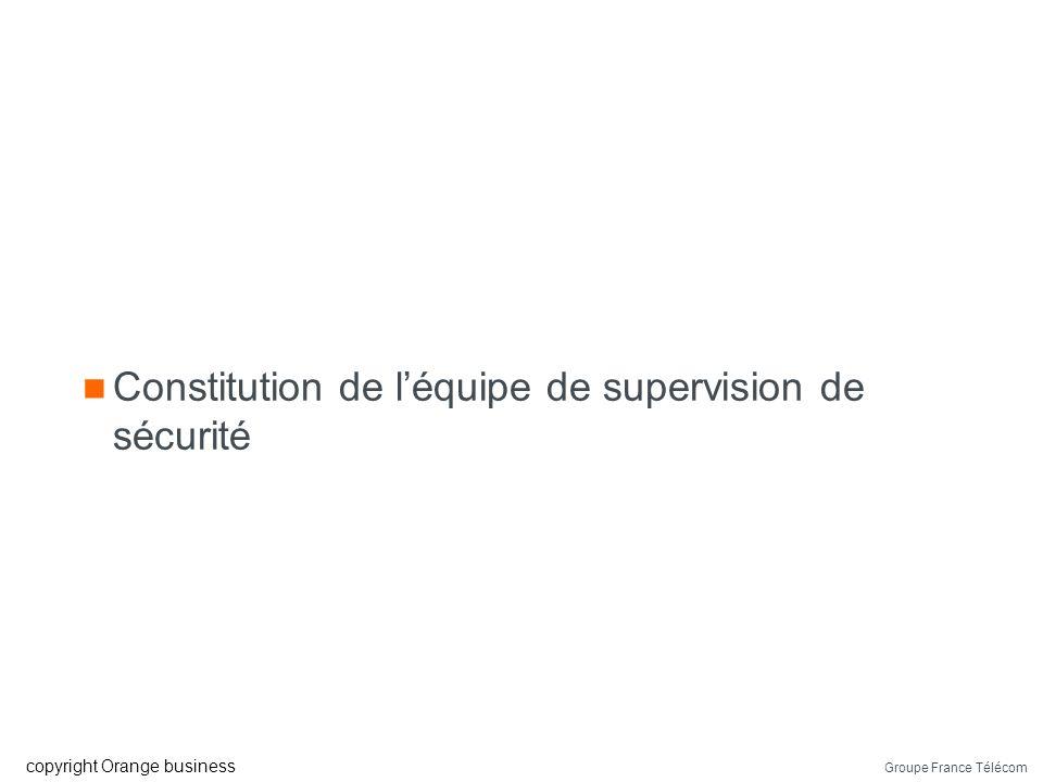 Groupe France Télécom copyright Orange business « Boucle damélioration »