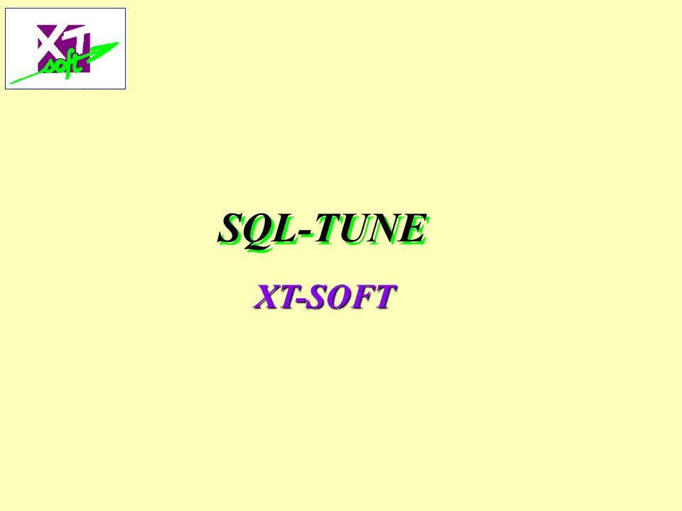 XT-SOFT SQL-TUNE