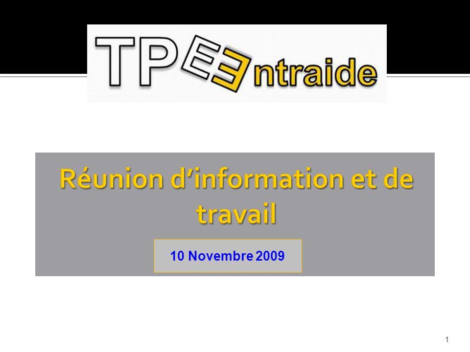 1 10 Novembre 2009