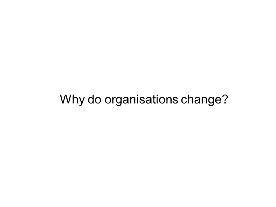 The characteristics of an organisation Division of labour, of power, and of communication responsibilities, such divisions being deliberately planned