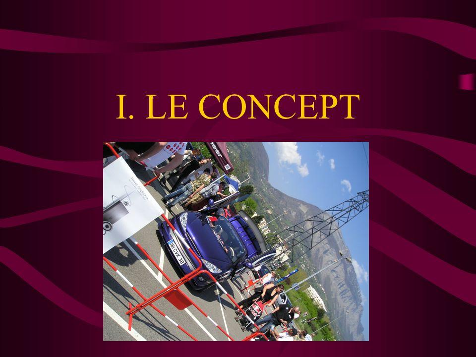 I. LE CONCEPT