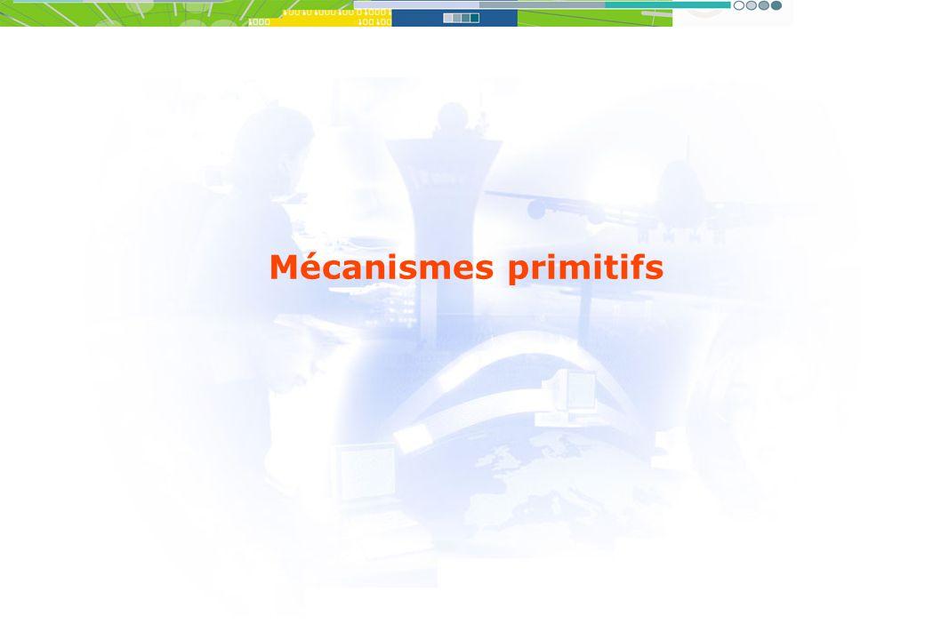 Mécanismes primitifs