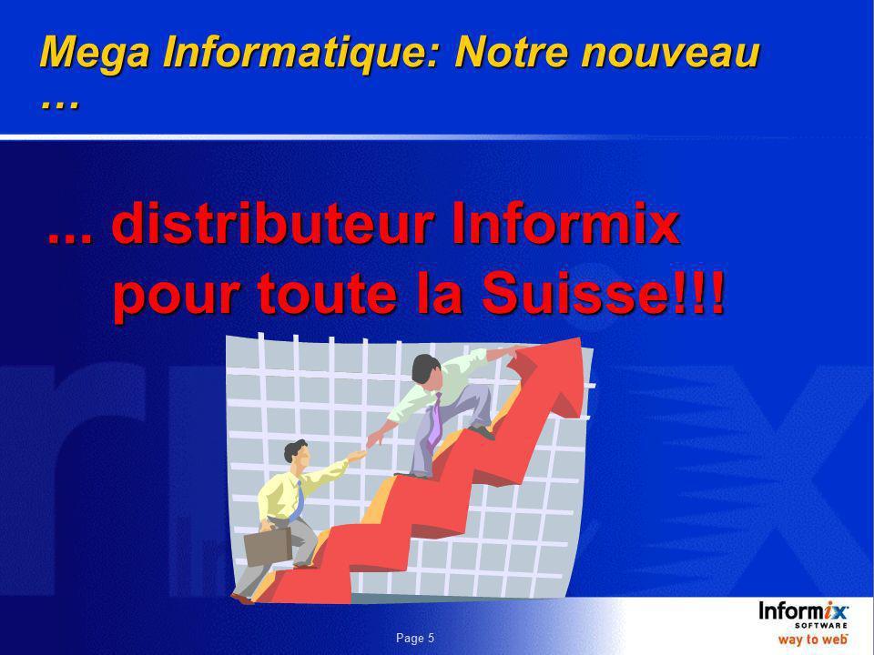 Page 4 Renouveler notre présence Activités Marketing : - Publicité dans les journaux - Actions commerciales Expositions: - Computer 2001 à Lausanne Ev