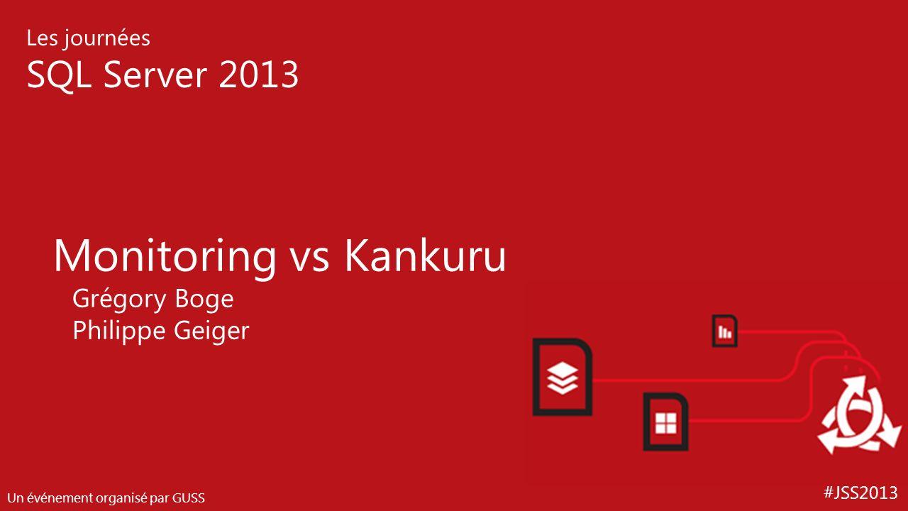 #JSS2013 demo ESPACE DISPONIBLE Monitoring vs Kankuru