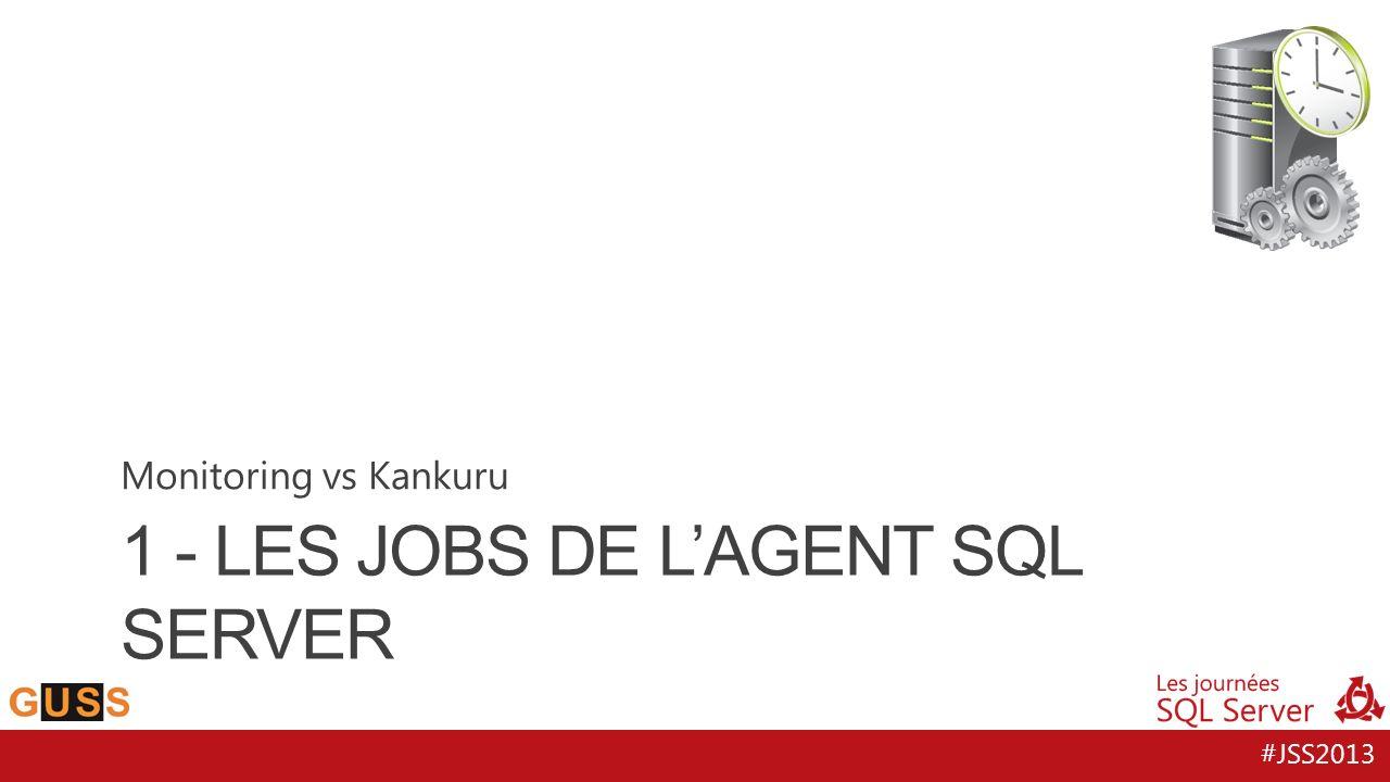 #JSS2013 http://www.kankuru.fr @KankuruSQL http://wiki.kankuru.fr Suivez lactualité Kankuru