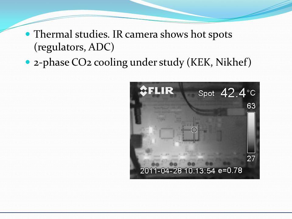 Thermal studies.