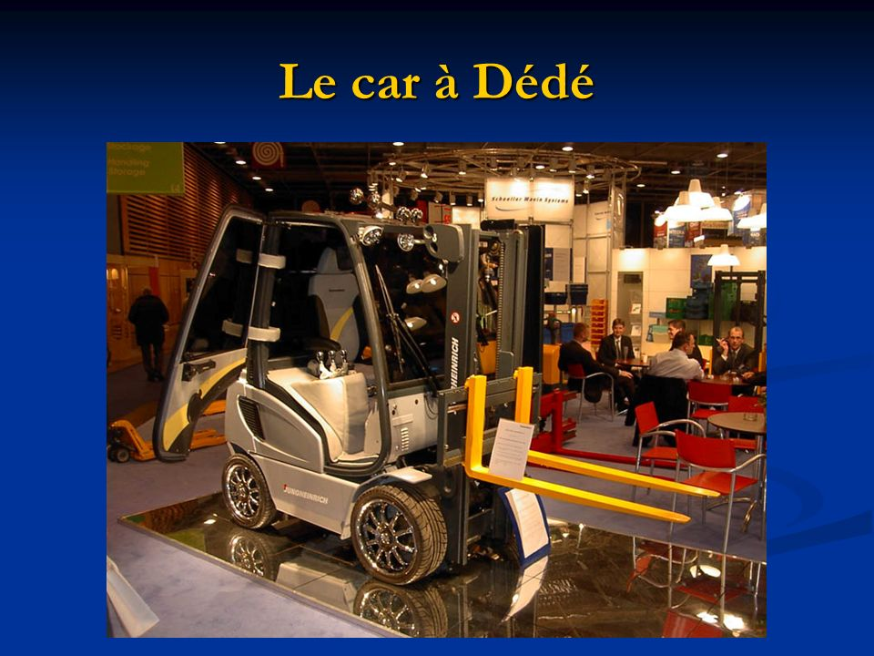 Le car à Dédé