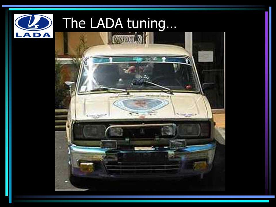 The LADA tuning…