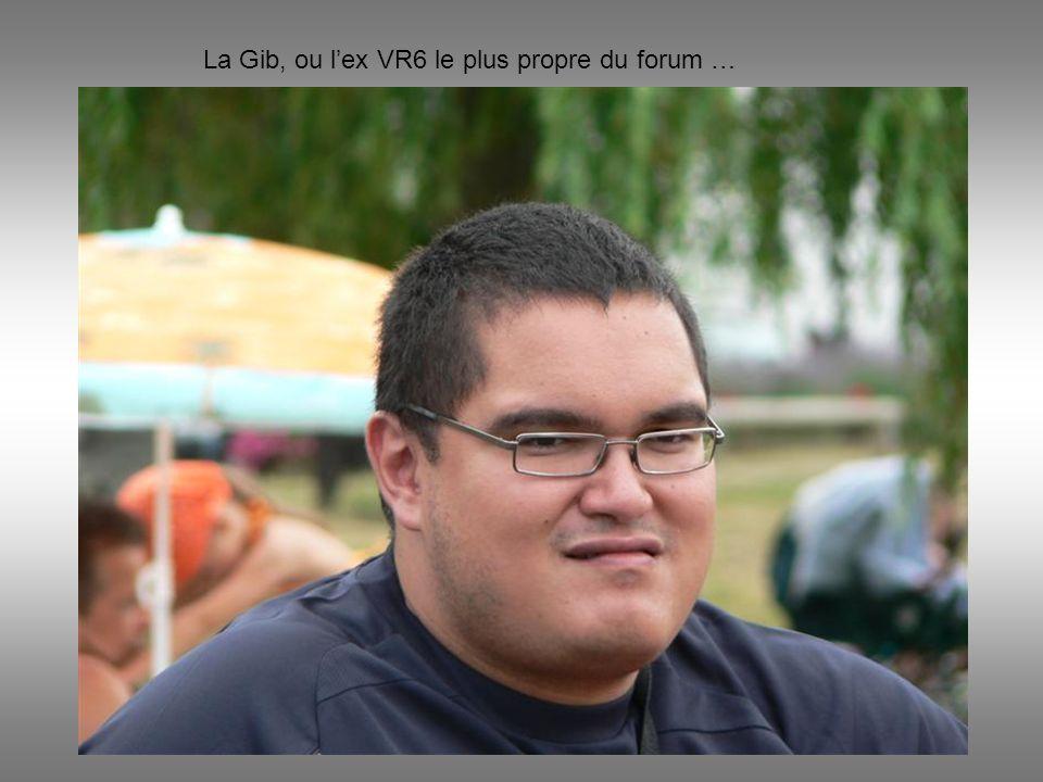 La Gib, ou lex VR6 le plus propre du forum …
