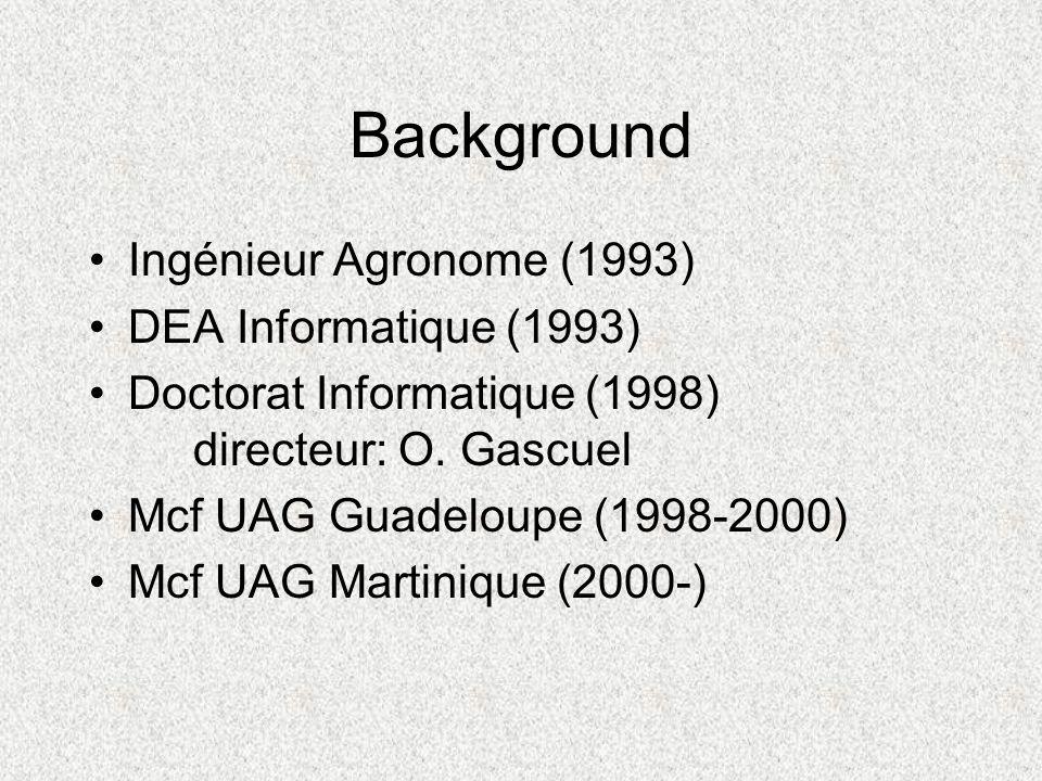 Un monôme (Booléen): conjonction de littéraux: Une DNF: disjonction de monômes: Une k-term-DNF: disjonction d au plus k monômes -Preuves traditionnelles …pour DNF