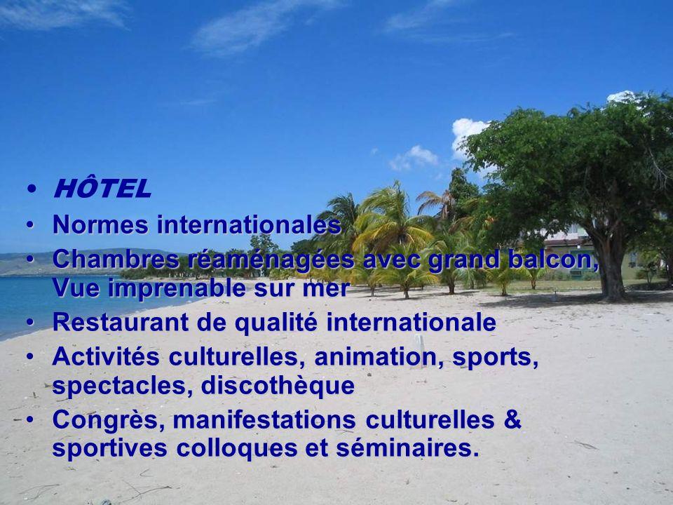 HÔTEL Normes internationalesNormes internationales Chambres réaménagées avec grand balcon, Vue imprenable sur merChambres réaménagées avec grand balco