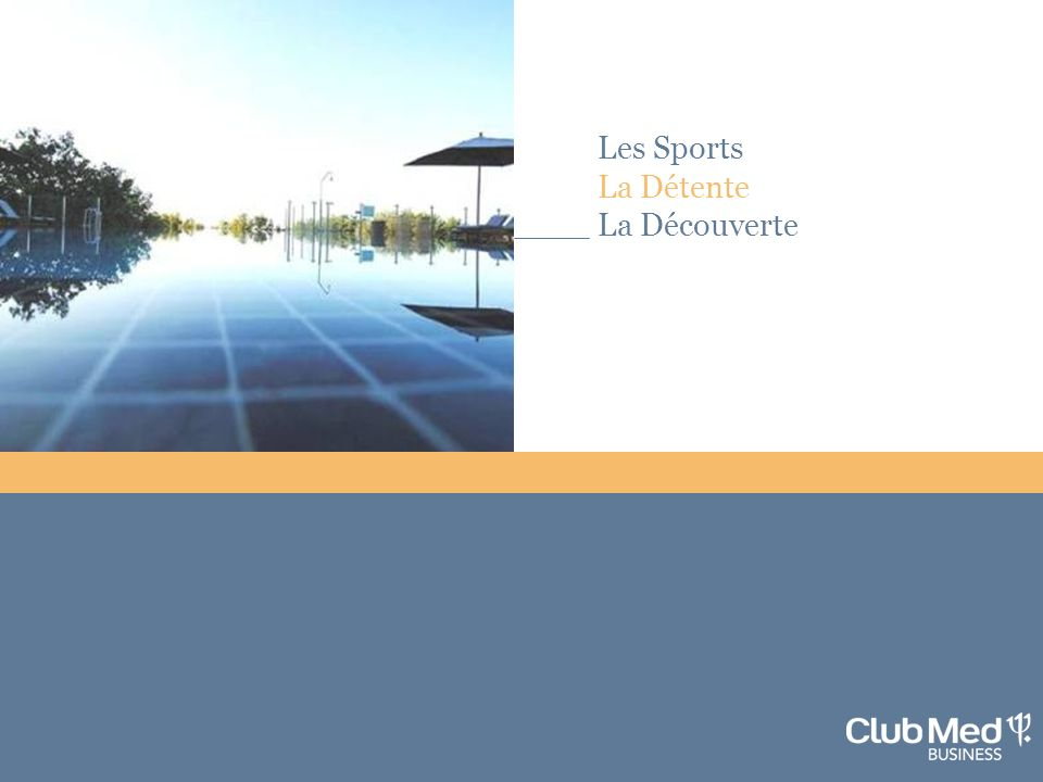 10 Les Sports La Détente La Découverte
