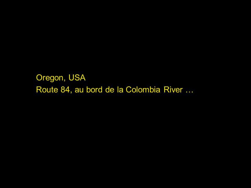 The Dalles, Comté de Waco, Oregon, USA Petite ville de 10500 habitants Ville de passage pour des touristes en mal de grands espace et des routiers égarés …