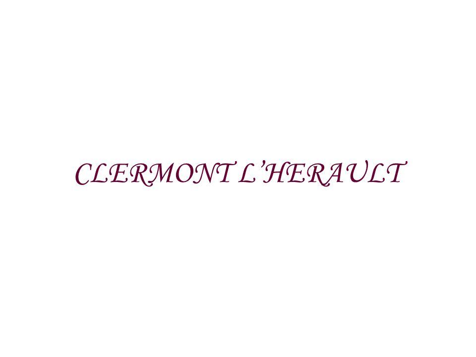CLERMONT LHERAULT