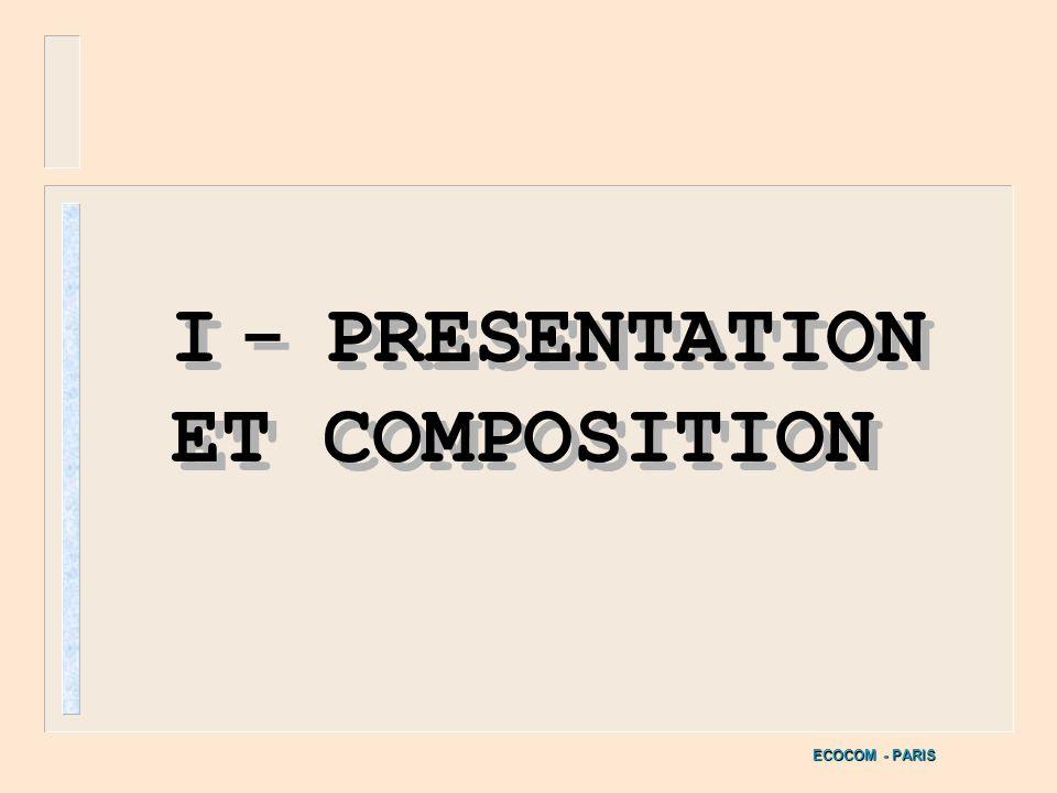 PLANPLAN o 1 - Présentation et composition o 2 - Le rôle du C.H.S.C.T. o 3 - Le fonctionnement du C.H.S.C.T. o 4 - La formation du C.H.S.C.T. o 5 - Lh