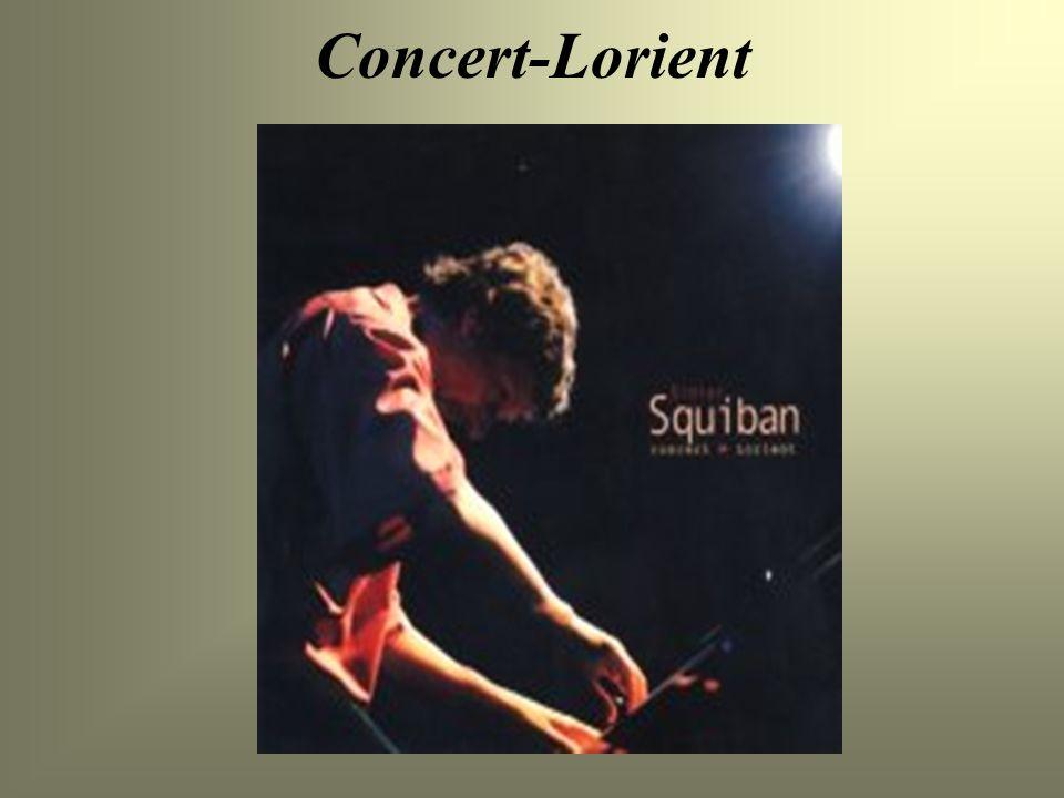 Concert-Lorient
