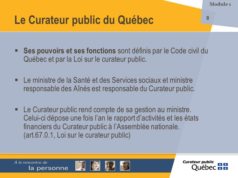 179 La représentation publique Relations et services Visiter la personne au moins une fois lan.