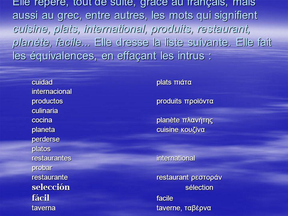 -ée en français est -eo en espagnol -ée en français est -eo en espagnol musée.................