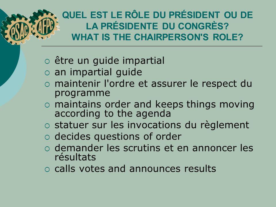 WHAT DOES THE NOMINATIONS COMMITTEE DO.QUEL EST LE RÔLE DU COMITÉ DES CANDIDATURES.
