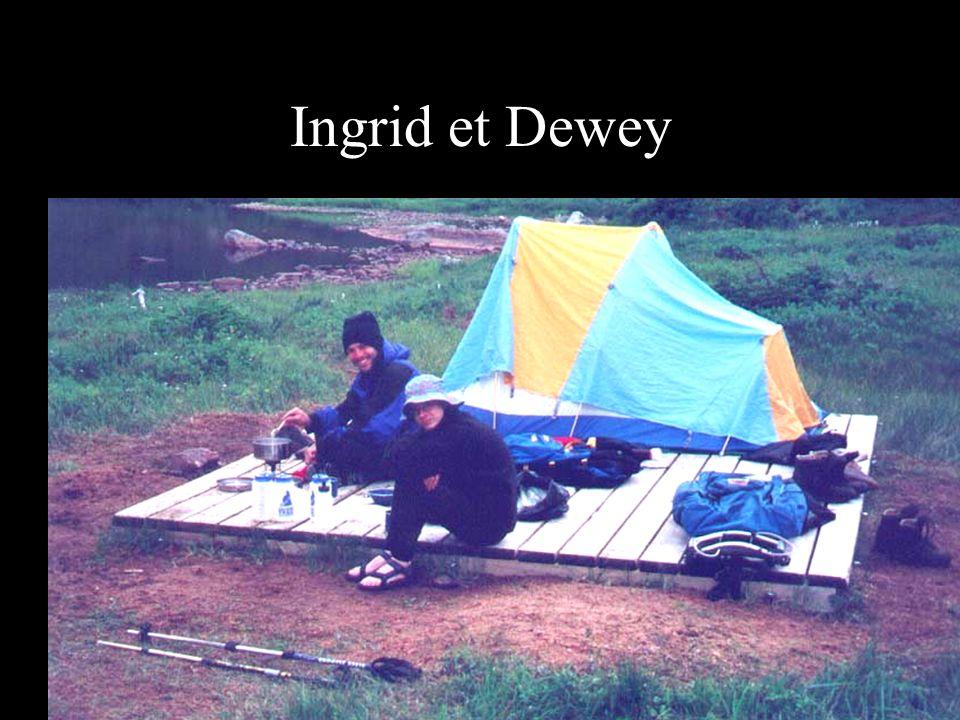 Ingrid et Dewey