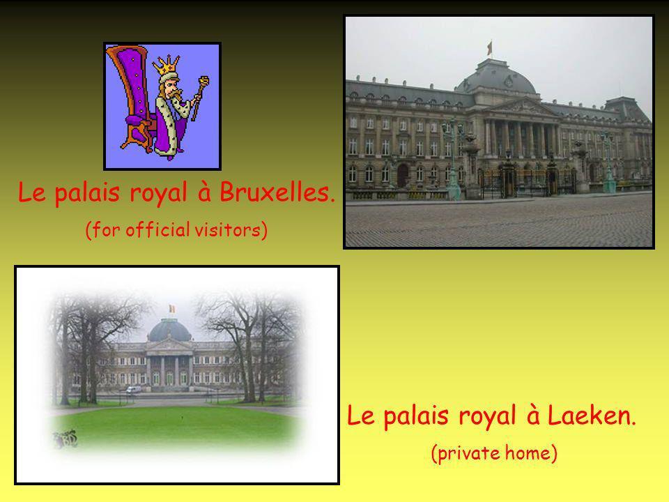 Le Prince Laurent est marié avec la Princesse Claire.