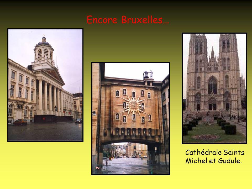 Bruxelles est la capitale de la Belgique.