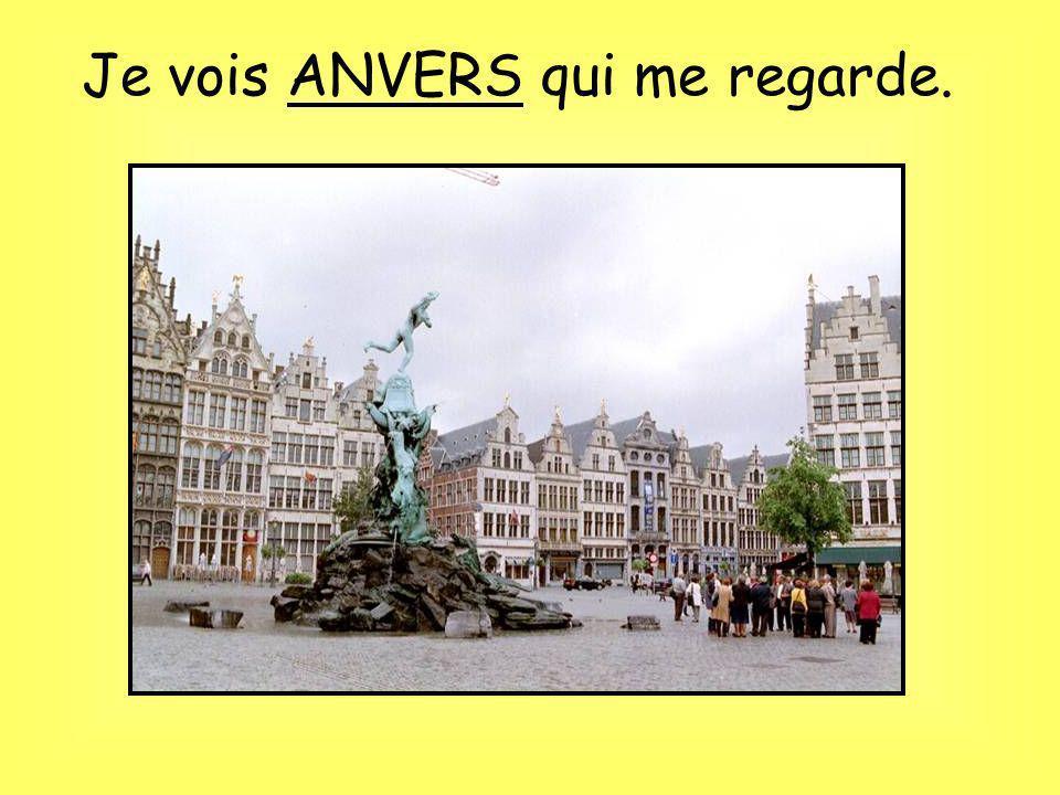 Bruges, Bruges! Quest-ce que tu vois