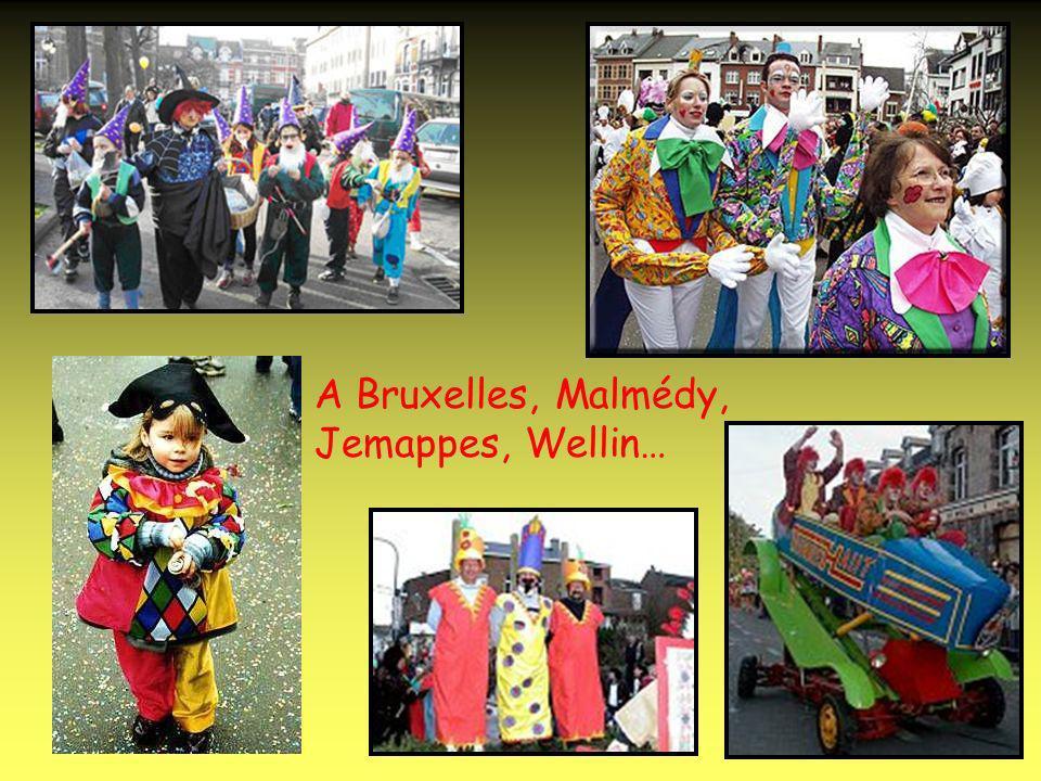 A Nivelles, Charleroi ou Jemappes avec les Géants…