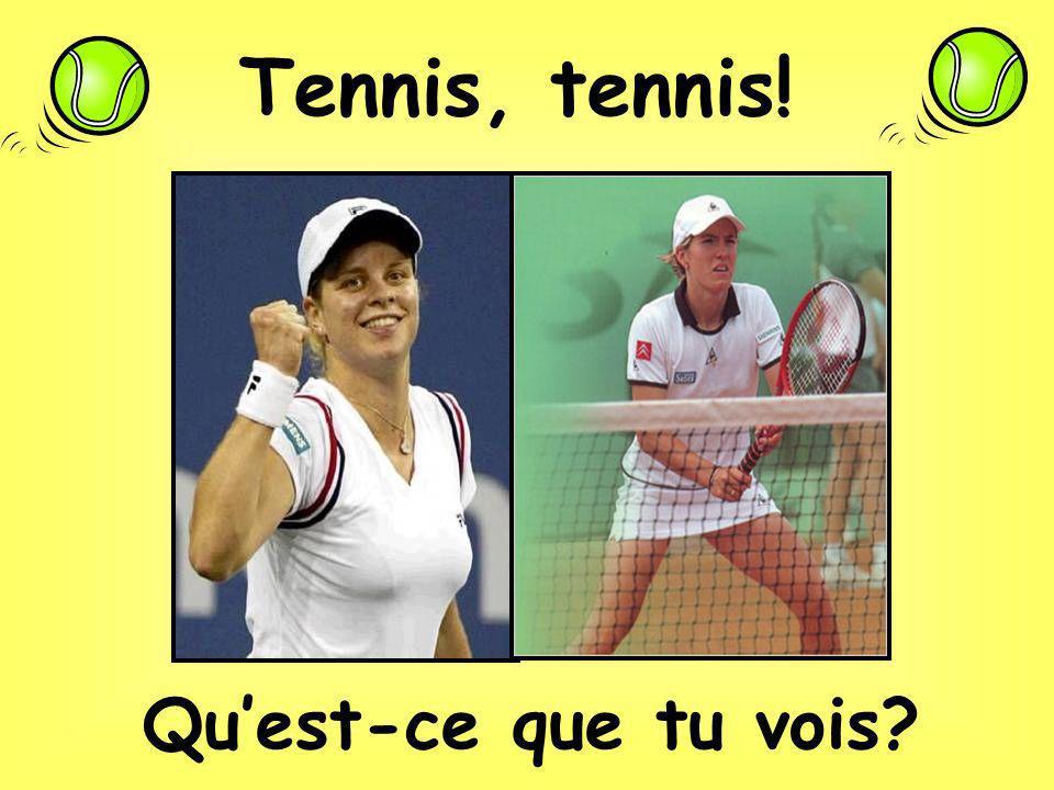 Justine Henin Kim Clijsters