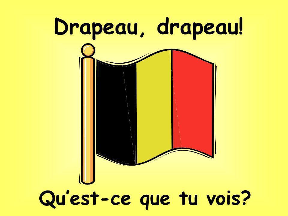 Le drapeau belge est noir, jaune et rouge La fête nationale est le 21 juillet Lhymne national sappelle « la Brabançonne »