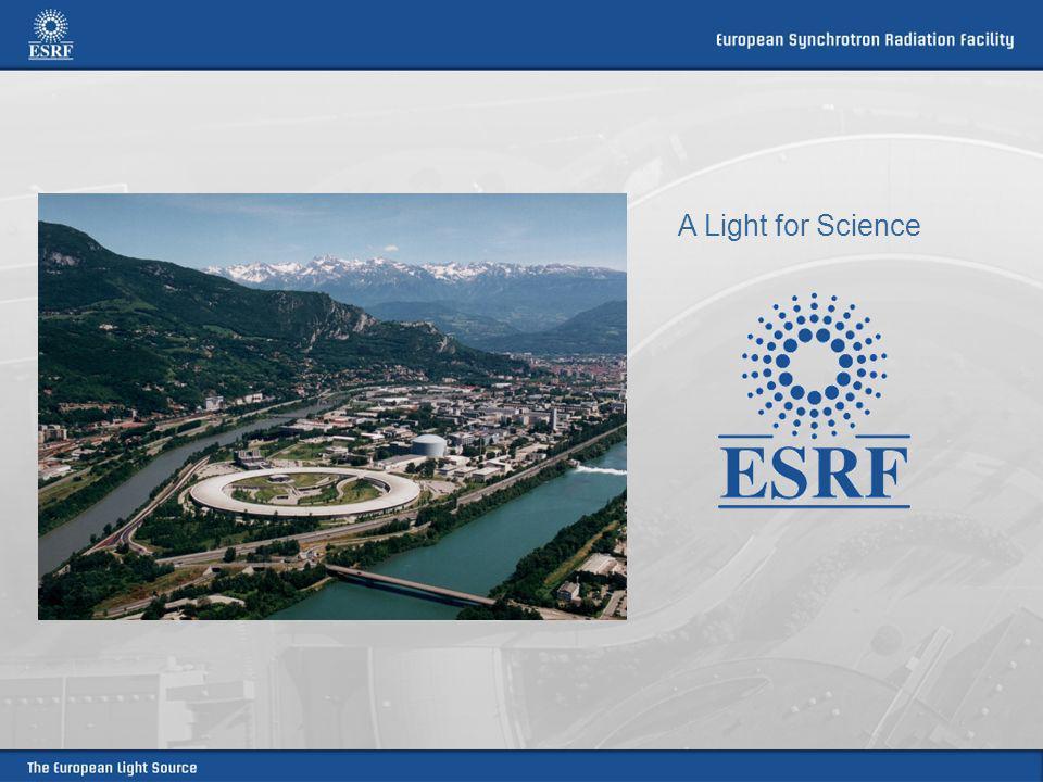 Visite INSA - JL REVOL - Janvier 2010 Installation Européenne de Rayonnement Synchrotron ST ISN INPG CEA Schneider CNRS ILL EMBL IBS ESRF polygone scientifique de Grenoble