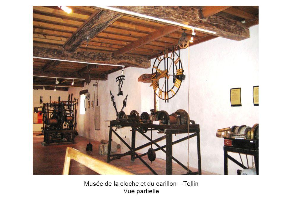 Musée de la cloche et du carillon – Tellin Vue partielle