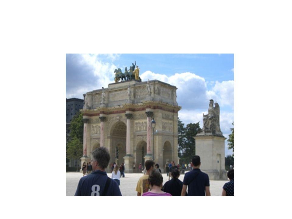 Les vacances à Paris