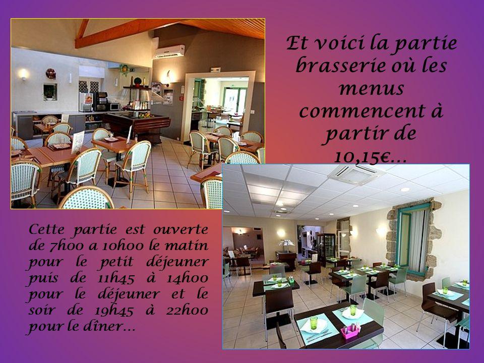 Cette partie est ouverte à partir de 11h45 jusquà 14h00 et de 19h45 à 21h30 Restaurant gastronomique …