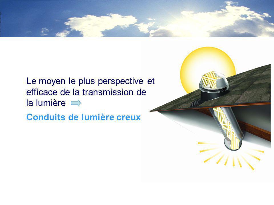 Daylighting For Everyday Living Le moyen le plus perspective et efficace de la transmission de la lumière Conduits de lumière creux