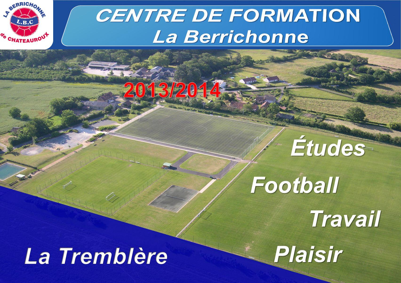 Enseignement général Bac STMG BMF CAP métiers du foot Football Travail Plaisir Études
