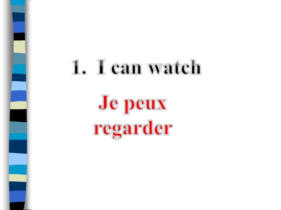 Objectifs: 1.Utiliser les verbes irréguliers pouvoir, vouloir et devoir 2.