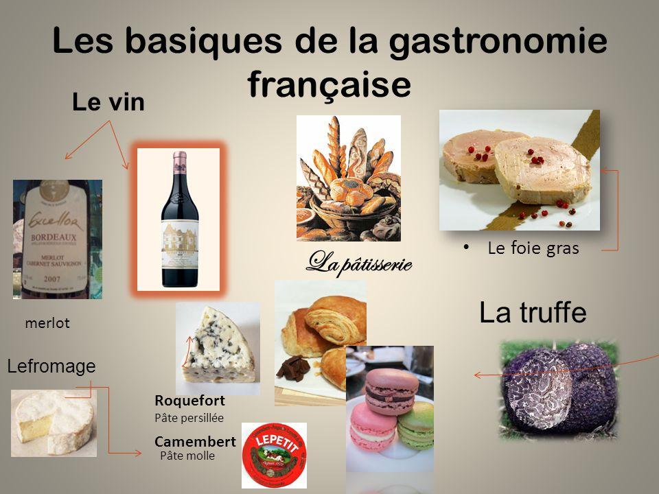 En conclusion…… Cessons de clamerque la cuisine françaiseest la meilleure du monde (...), bienmieuxquecelaelleest unique au monde.
