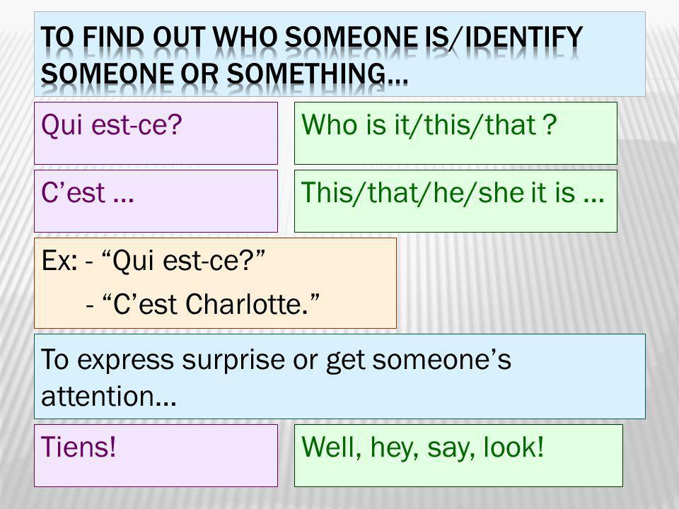 Negative sentences are formed as follows: Home SUBJECT + ne + VERB + pas n (+ VOWEL SOUND) Éric et Anne ne sont pas là.