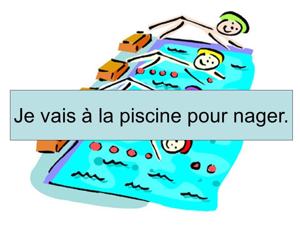 Etudier le français Tu vas à lécole pour faire du français.
